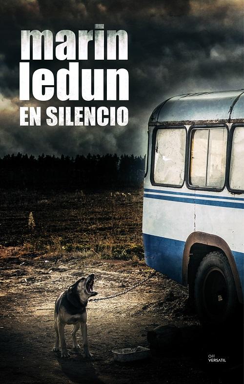 En silencio Marin Ledun Versatil
